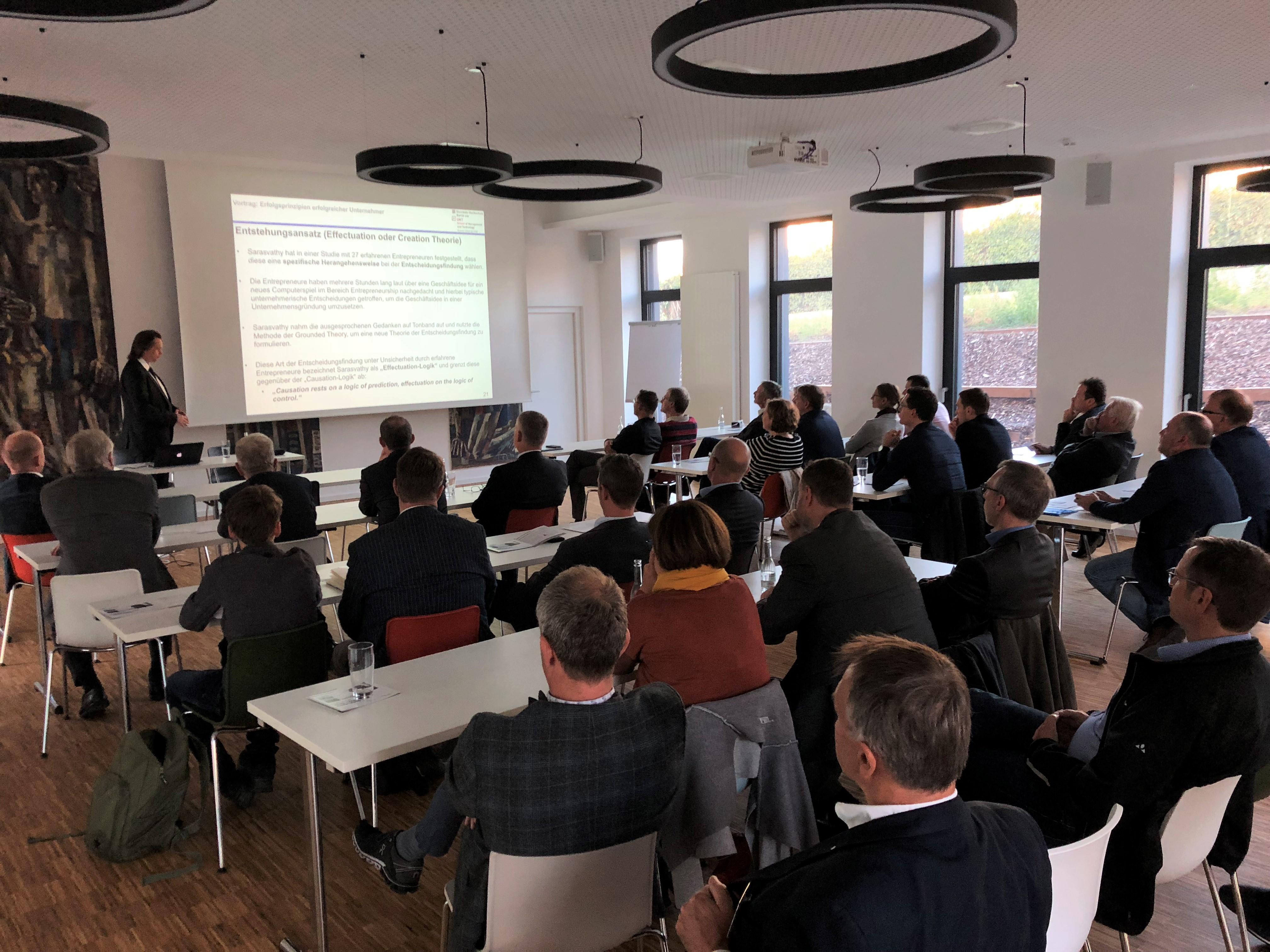 Management Summit Vogelbergkreis
